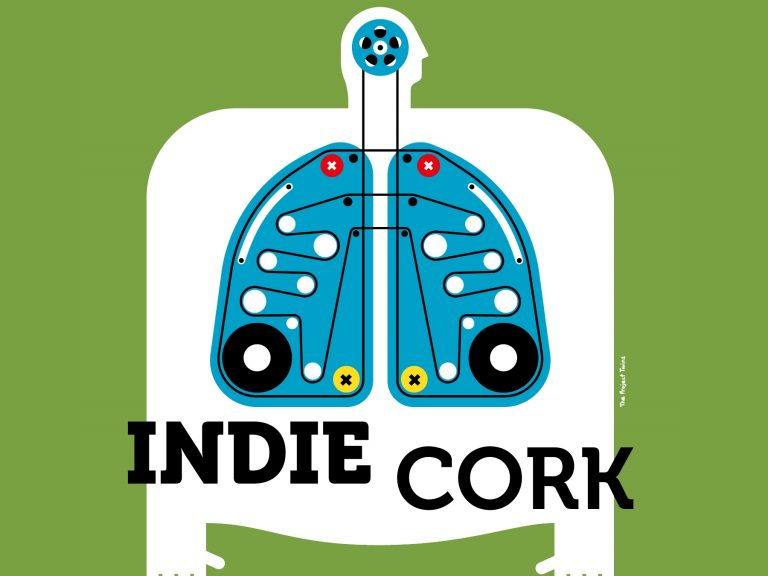 IndieCork Festival 2016 poster