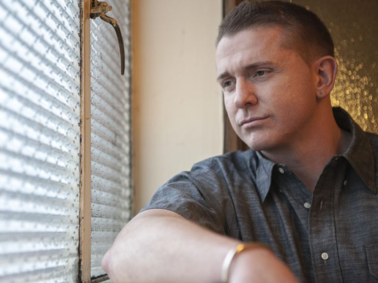 Promotional portrait of Damien Dempsey