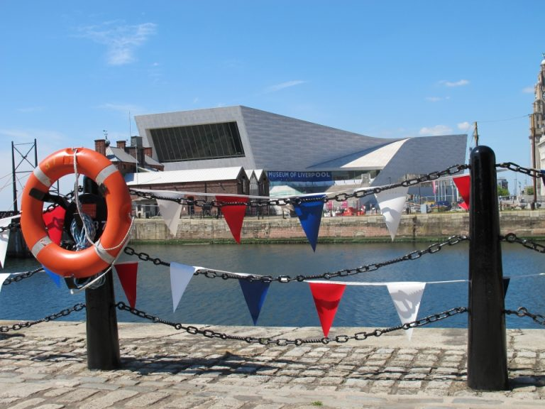 View of the Museum of Liverpool