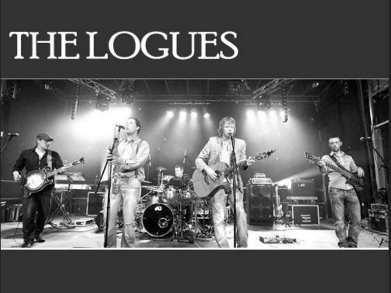 The Logues album cover