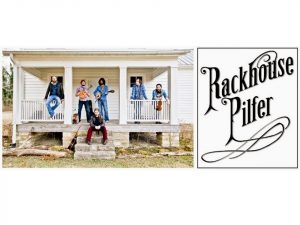 Rackhouse Pilfer band image and logo