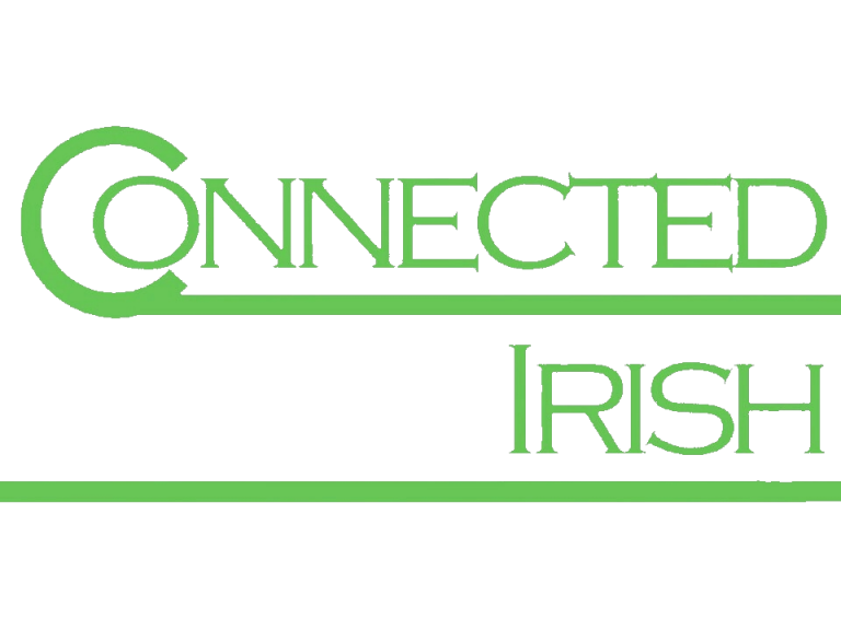 Connected Irish logo