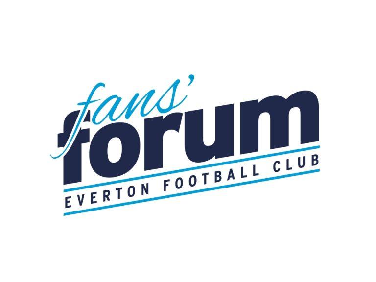 Fans' Forum Everton Football Club logo