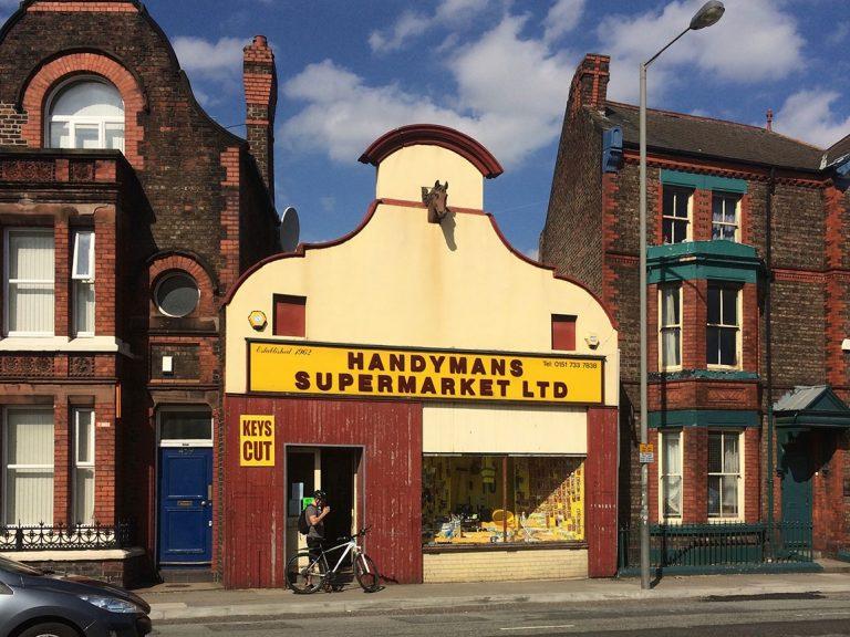 Handyman Supermarket (detail only) (c) Architechtural Emporium