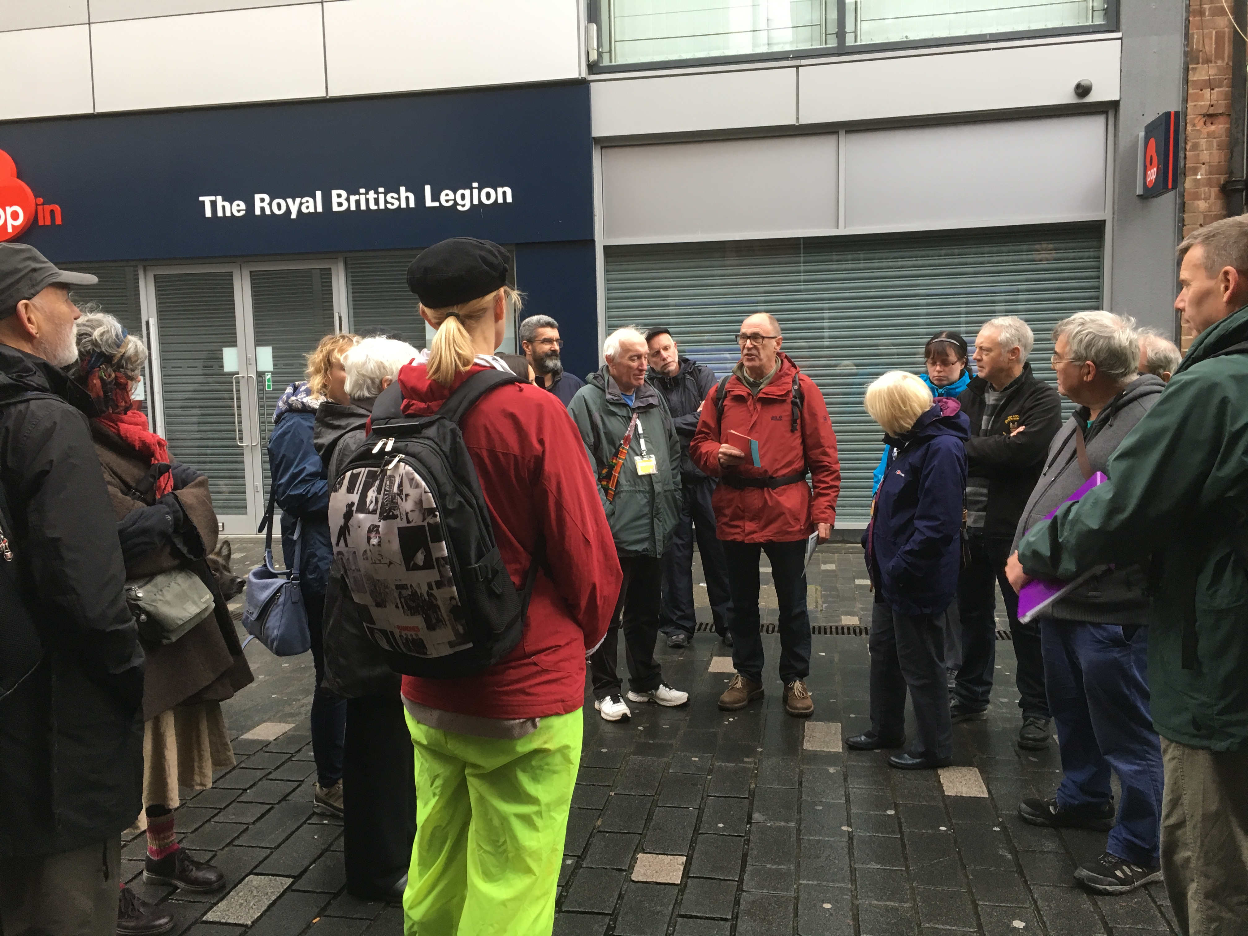 South Liverpool Heritage Walk