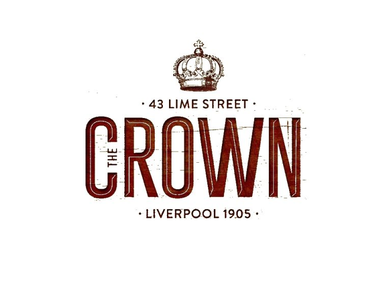 The Crown (Liverpool 1905) - 43 Lime Street - logo