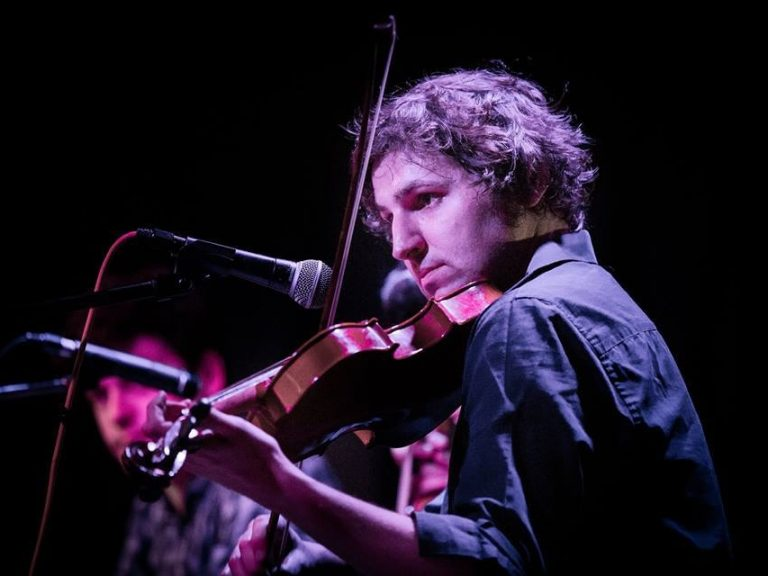 Mikey Kenney and friends -Mikey Kenney and friends - Mikey playing fiddle (c) Christine Keating Mikey playing fiddle