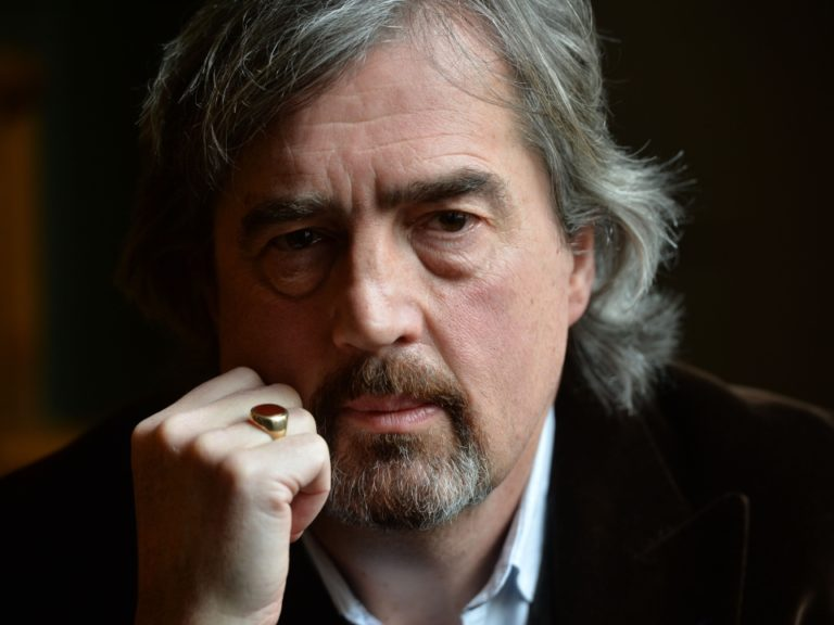 Sebastian Barry portrait