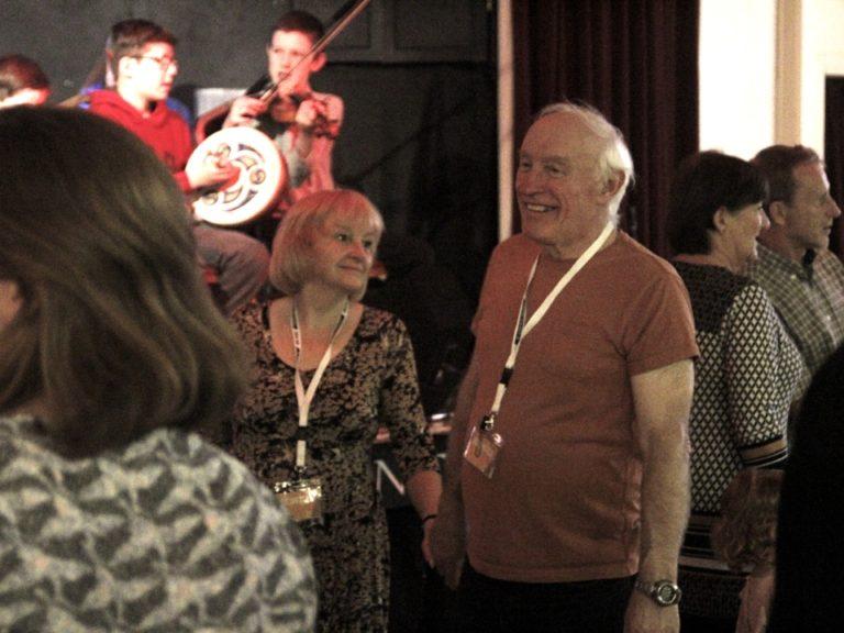 Liverpool Irish Festival Launch