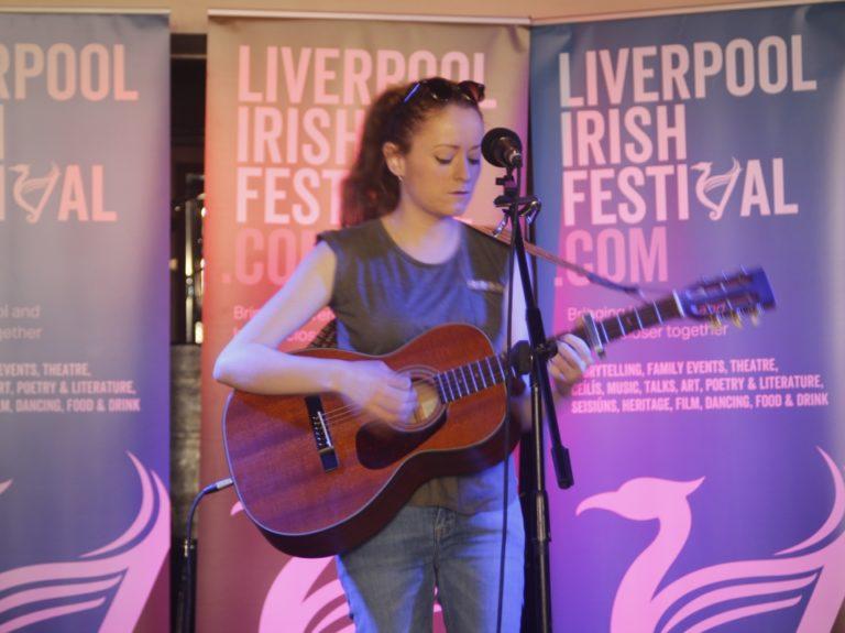 TG 4 Liverpool Irish Live Playalongs