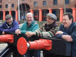 Kimber's Men; Albert Dock, Liverpool
