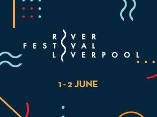 Mersey River Fest logo
