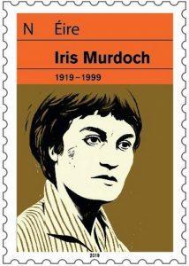 Irish Murdoch commemorative stamp