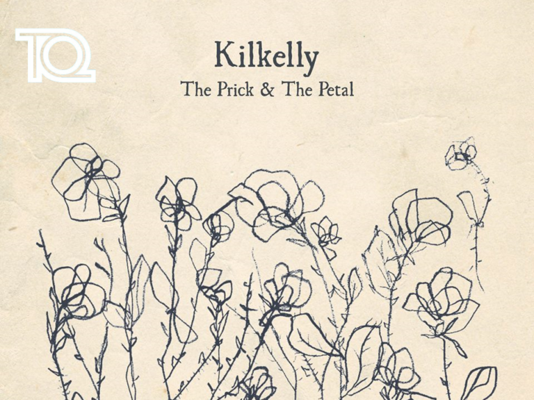 Kilkelly - The Pick and teh Petal album cover, detail only