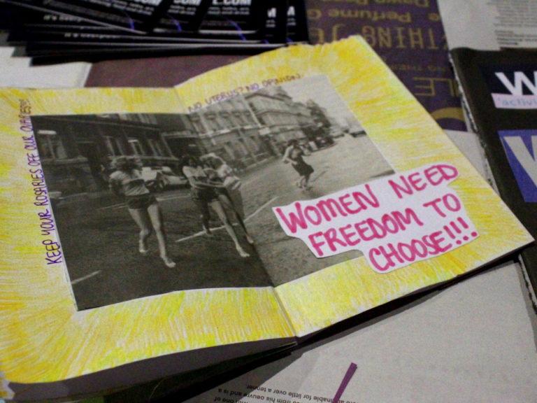 In:Visible Women week