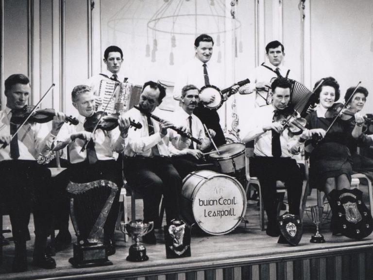 The Spirit of the Reels: Liverpool Céilí Band