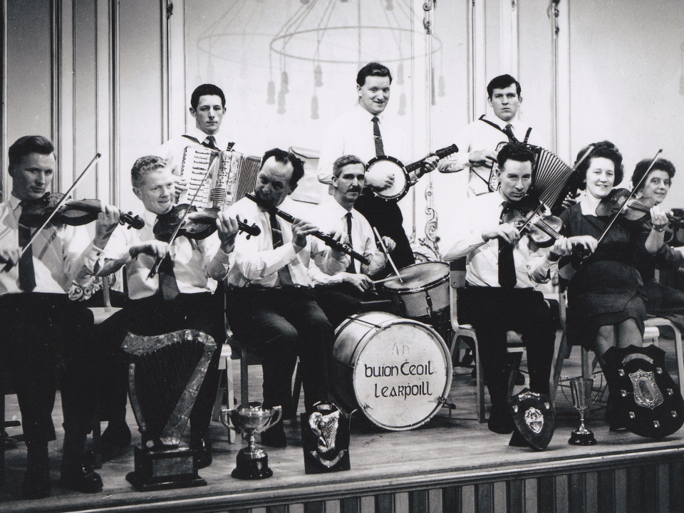 The Spirit of the Reels: Liverpool Céilí Band