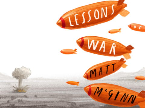 LESSONS OF WAR by OLIVER JEFFERS
