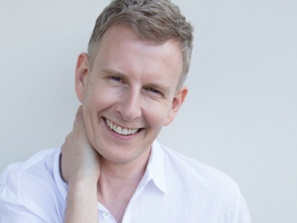 Hard Histories, Positive Futures with Patrick Kielty