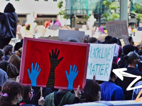 Black Lives Matter (c) Patrick Behn on Pixabay.com - web