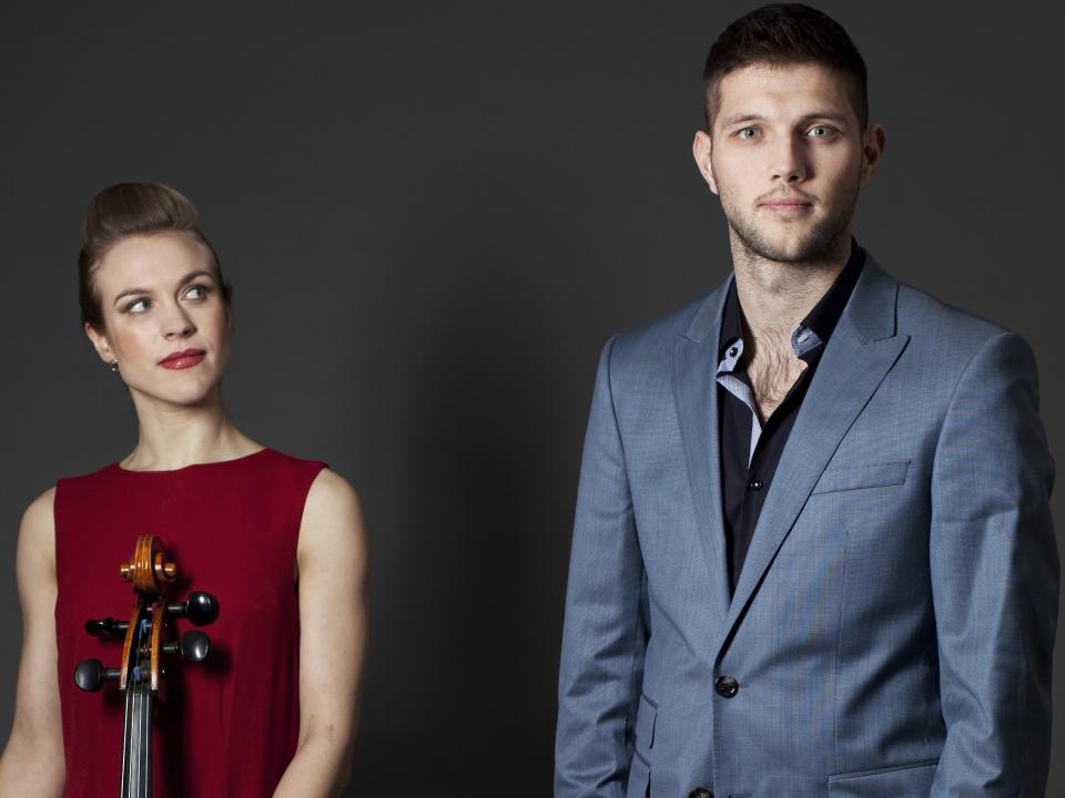 Colm Keegan and Laura Durrant: Live